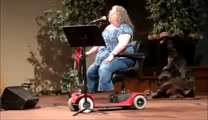 Woman Who Lost Her Legs Beautifully Sings Healer - WOW