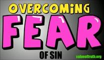 Overcoming Fear of Sin (Gen. 32)
