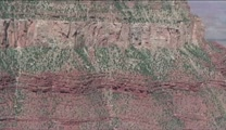 Grand Canyon: Coconino Sandstone Formed Under Water