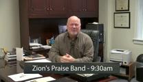 Video Blast Update - Zion UMC