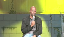 Quick! Catch the Baby, Comedian Michael Jr!