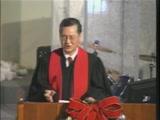 新任牧師致詞 2012年12月09日