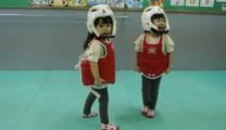 World's Cutest Taekwondo Fight