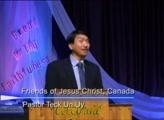 Pastor Preaching - October 13, 2013