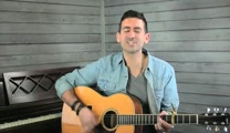 Aaron Shust- God of Brilliant Lights (Acoustic Performance)