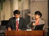 EFCOC 27週年慶晚會 開場白 & 祈禱 2009年09月12日