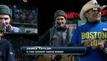 Boston Marathon Tragedy Victims are Honored During Baseball Game - Incredibly Touching