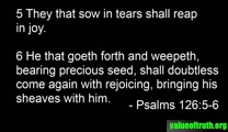 Tears Lead To Joy