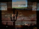 Growth of the Christian Church from Luther to the Present 11-3-2013