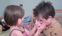 A Sister's Special Love for her Brother with Down Syndrome - Moving!