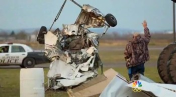 Miraculous Survival after Two Planes Crash Mid-Air