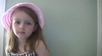 The Sweetest Little Girl Delivers a Message of Kindness - Please Watch & Share