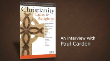 Christianity.com: How Do I Spot a Cult? - Paul Carden