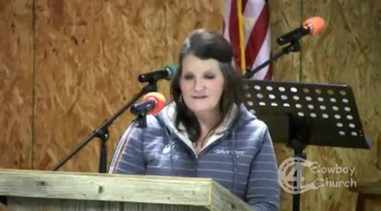 2013-11-14 Sister Kristi Rhodes' Message