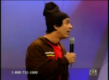 Joby Saad The Village Idiot   Character Comedian
