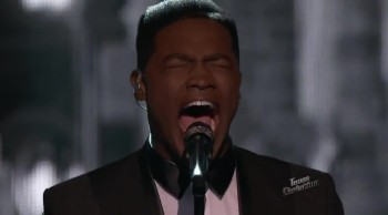 A Young Man's Performance of Hallelujah Gave the Nation Goosebumps... WOW