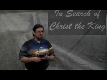 In Search of Christ the King