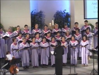 Guide Me, O Thou Great Jehovah/求主領我; My Song of Praise/感謝的詩 2013年11月24日