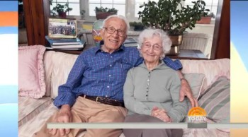 America's longest-married couple to celebrate 81st anniversary