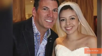 A Dying Teen's Wish is Granted for a Fairy Tale Wedding - Wow