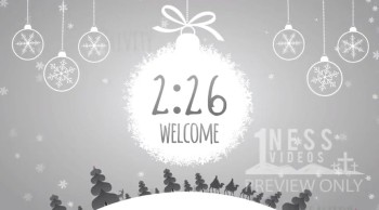 Winter Wonderland Church Countdown - Oneness Videos