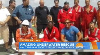 Amazing Rescue is Nothing Short of a Miracle! A Must-See!