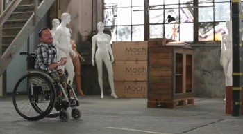 Designers Create Mannequins Modeled After the Disabled. The Result is Stunning.
