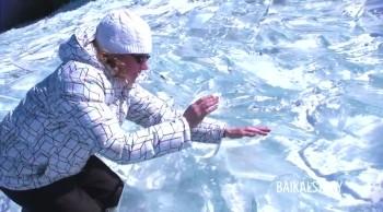 Musicians Make Beautiful Music Playing ICE!