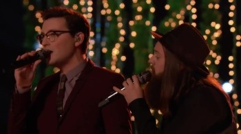 Six Contestants Join Together For This Amazing Christmas Mash-Up