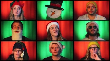 Listen to This Fun A Cappella Christmas Song - Wow, It's So Good!