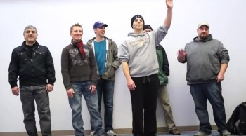 An A Cappella Group's Flight Was Delayed So They Did Something Awesome for Others