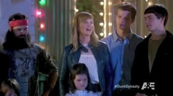Duck Dynasty Sings 'Silent Night'