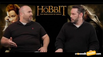 CrosswalkMovies.com: The Hobbit: The Desolation of Smaug Video Movie Review