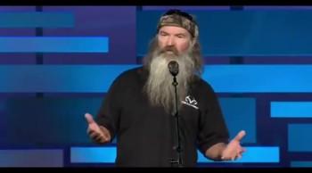 Phil Robertson Tells The USA Needs: Jesus