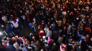Thousands of Carolers Fulfill Dying Girl's Christmas Wish