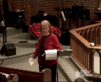 Midweek Advent: Scripture and Music (12-11-13)