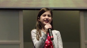 9-year-old Sings 'Revelation Song'