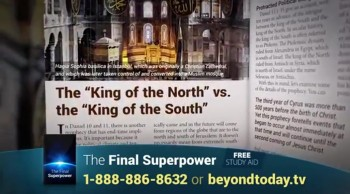 Beyond Today -- The Next World Superpower