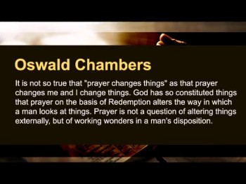 "Matthew Henry: ""Prayer is never out of season..."" (The Prayer Motivator Minute #444)"