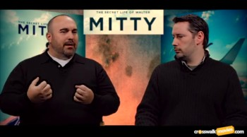 CrosswalkMovies.com: The Secret Life of Walter Mitty Video Movie Review