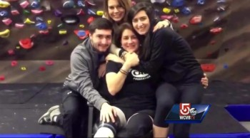 Mother Who Lost Legs in Boston Bombing Runs Again