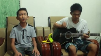 2 Talented Cousins Cover 'Rooftops' by Jesus Culture - Sincerely Amazing