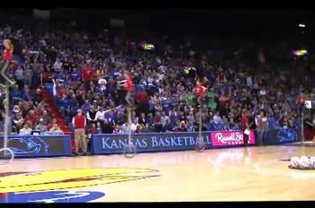 Have you ever seen a spintacular basketball show?