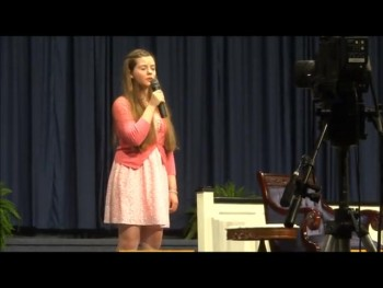 Hallie Grigsby. Amazing Grace