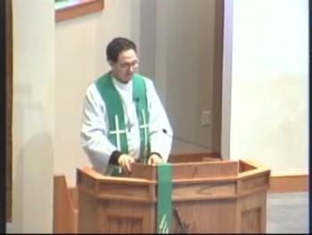 Pastor Jon Dunbar: