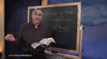 BT Daily -- God and the Super Bowl