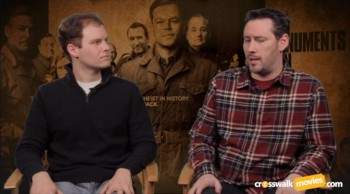 CrosswalkMovies.com: The Monuments Men Video Movie Review