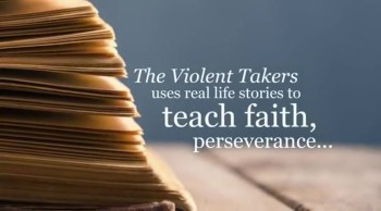 Xulon Press bookThe Violent Takers: Volume 1|Everest Ezeh