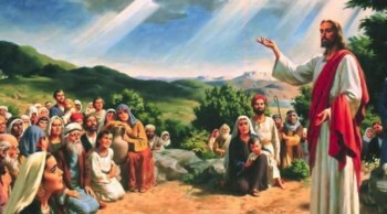Come, Taste and See ~ The Beatitudes ~ by Glen Shulfer