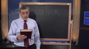 BT Daily -- Life Lessons - Gray Hair